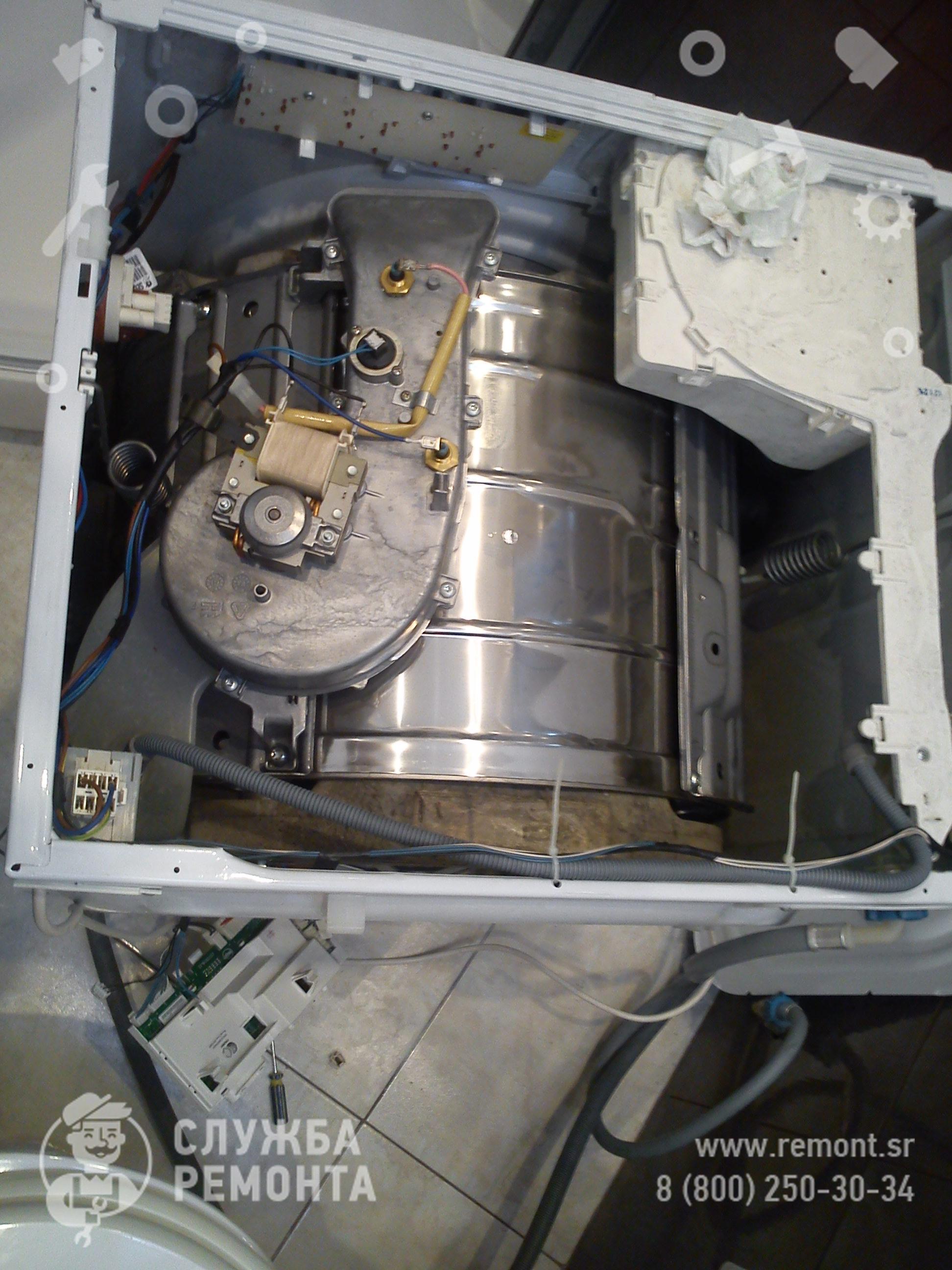 Стиральной машине вирпул ремонт своими руками